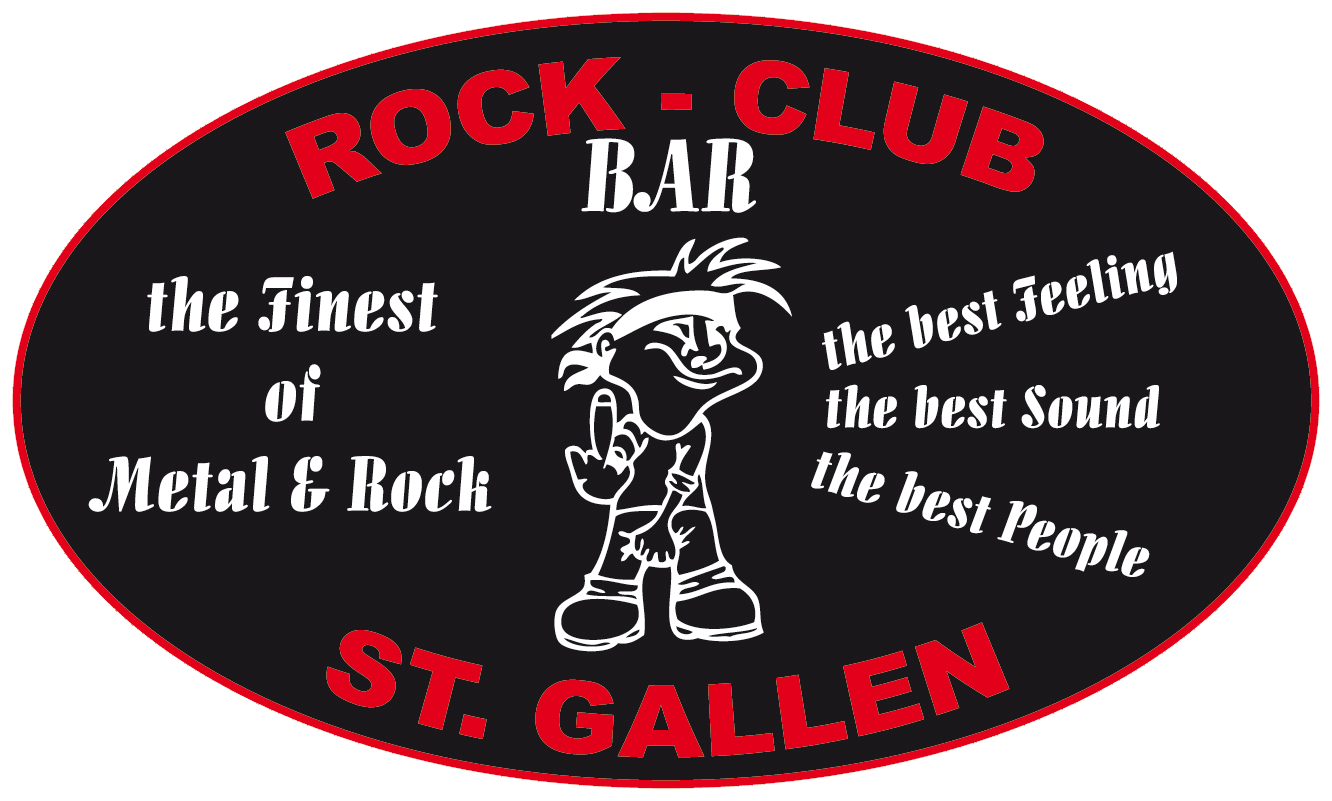 Rock Club Patch
